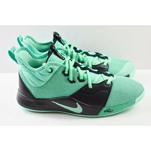 Nike PG3 GS Size 6Y Shoes AQ2462 330 Menta Green